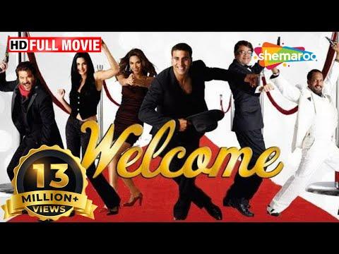 Download Welcome (HD) | Akshay Kumar | Katrina Kaif | Nana Patekar |Anil Kapoor | Bollywood Best Comedy Movie