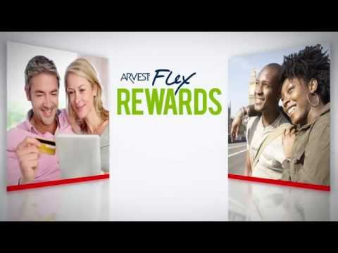 Arvest Flex Rewards Tour