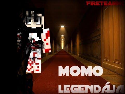 Magyar Minecraft film - MOMO legendája