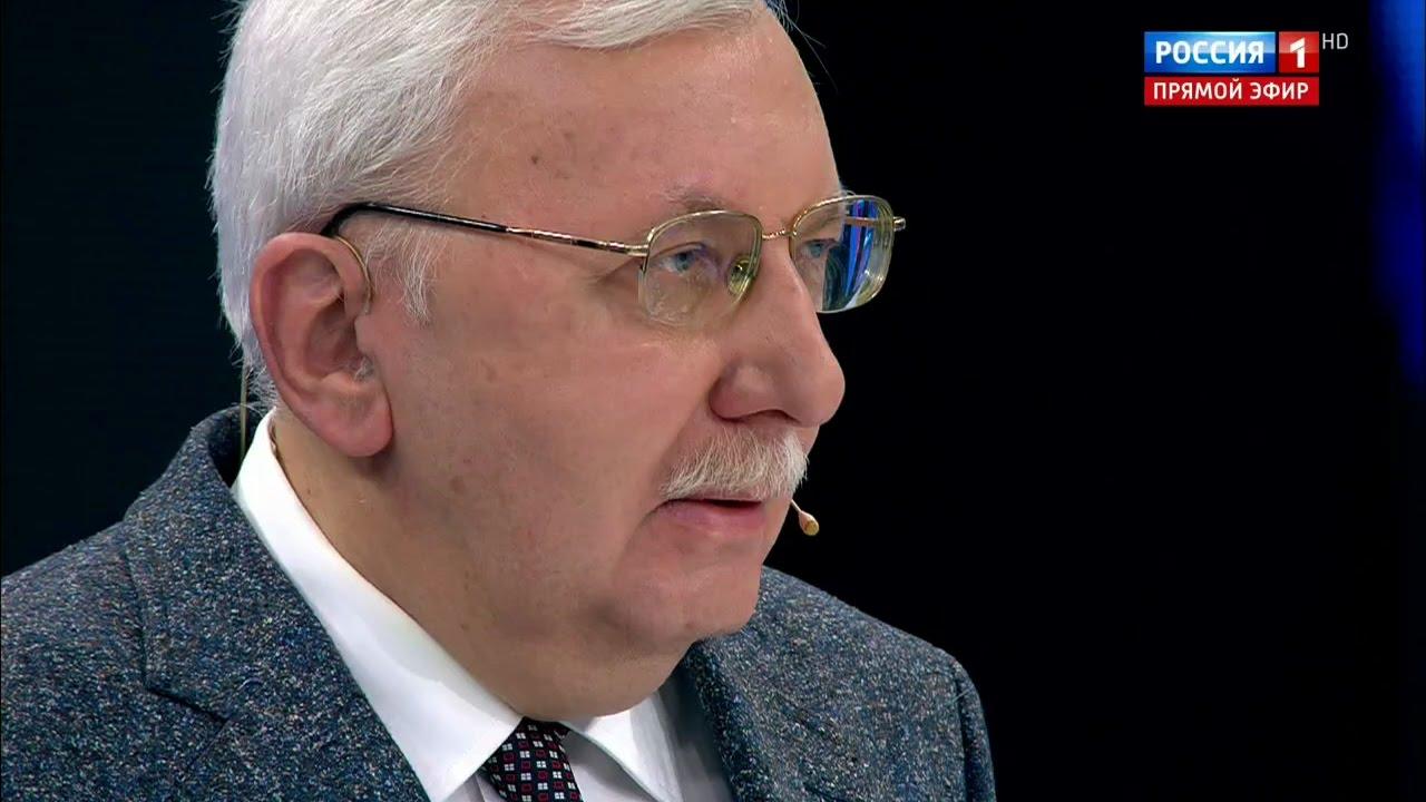 """Виталий Третьяков: """"Дальше пойдёт такой распад Украины, что Запад ужаснётся"""". """"60 минут""""."""