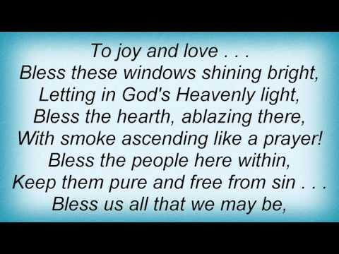17430 Perry Como - Bless This House Lyrics
