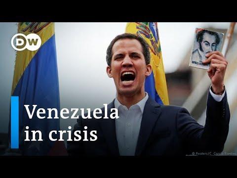UN session on Venezuela: Is the US organizing a coup d'etat? | DW News