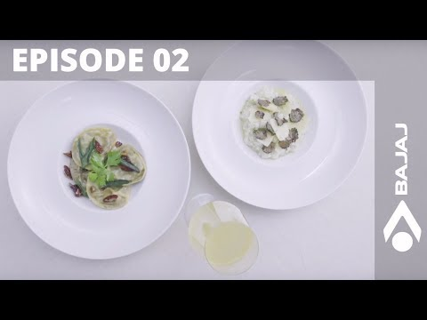Bajaj Electricals presents Food Memoirs with Chef Hemant Oberoi EP02- Brangelina