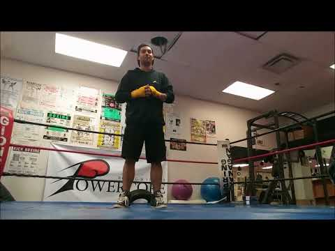"The ""secret"" to any boxing gym"