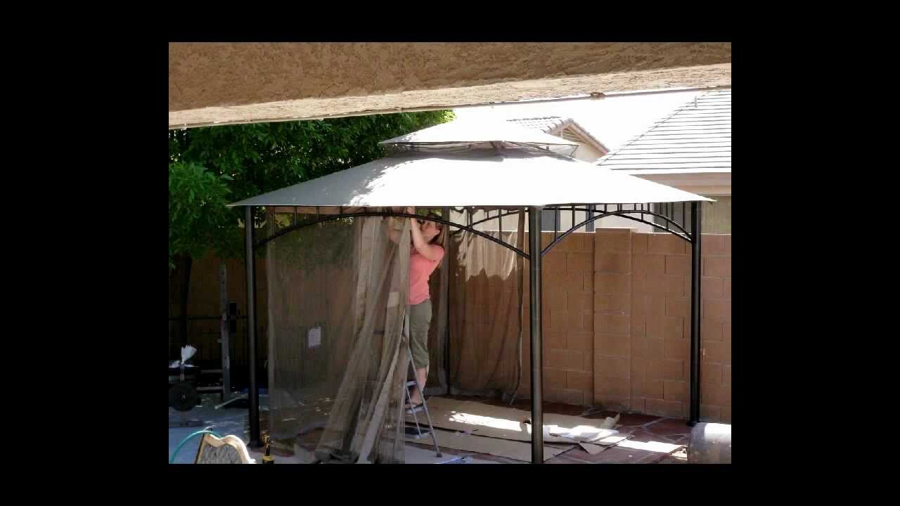 Backyard Work With The Damians Part 7 Installing The