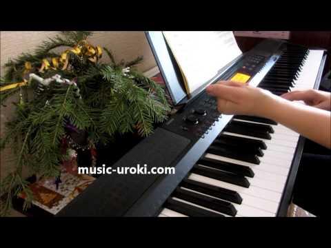 Мария Чайковская-В городе остывших морей-Ноты для Фортепиано