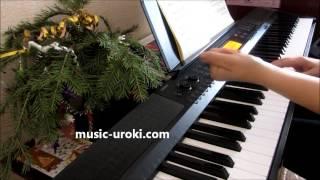 Композиция группы Era Ameno Dorime Piano Cover Tutorial ноты