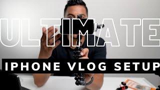 Best Iphone Vlogging Setup (2021). Phone Vlogging Kit For Beginners.