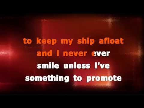 Robbie Williams - Party Like A Russian (Karaoke Version and Lyrics)