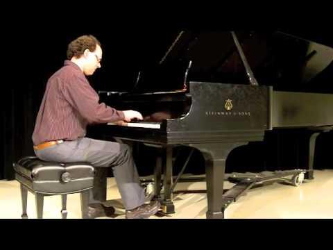 Dimitri Kabalevsky, Variations in D, Op. 40#1