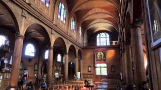 Iglesias de Chiloé - Castro, Chile (Iglesia de San Francisco - Isla Grande de Chiloé, Chile)