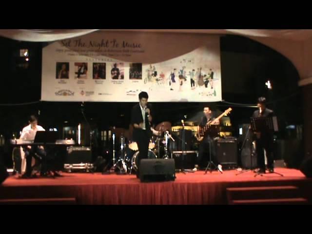 Elegant Swing - Singapore Jazz Band - Nathan Hartono - Moondance