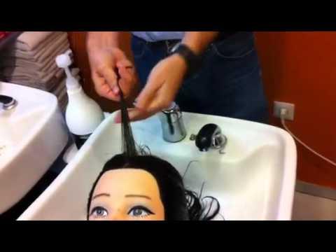 Como preparar el cabello para un alisado perfecto youtube for Como cocinar un bogavante
