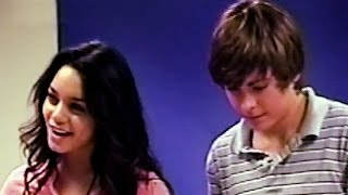 Zac Efron & Vanessa Hudgens' Audition Tape For 'High School Musical' is EVERYTHING!