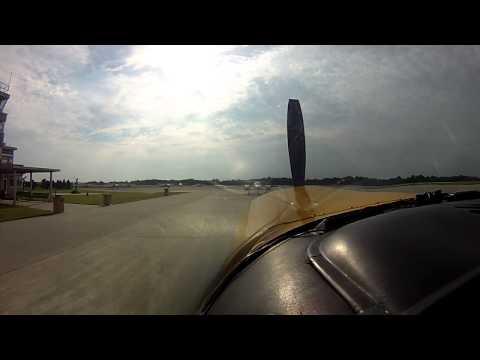Piper Comanche Landing Spartanburg KSPA