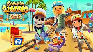 Subway Surfers World Tour 2018 - Venice Beach - Manny vs Dylan