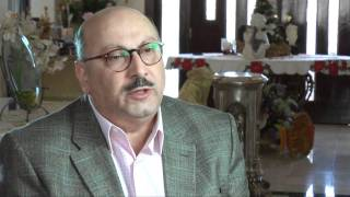 Interview with Palestinian Ambassador Manuel Hassassian Part 1
