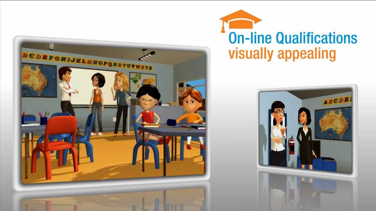 Online Courses Australia 3D E Learning Demo