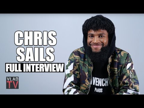 Chris Sails on Social Media Affecting His Relationship, New Music (Full Interview)
