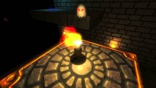 Candle Man Game Trailer