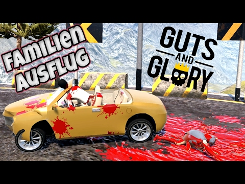 Guts and Glory # 8 - In den Bergen