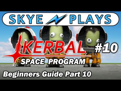 Kerbal Space Program Part 10 ► Easy Money! (KSP Career Mode) ◀ Gameplay / Tutorial