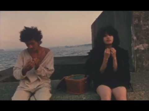 Tadanobu Asano And Chara Romance Picnic 1996