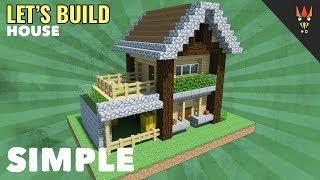 Minecraft : Membuat Rumah Survival #2