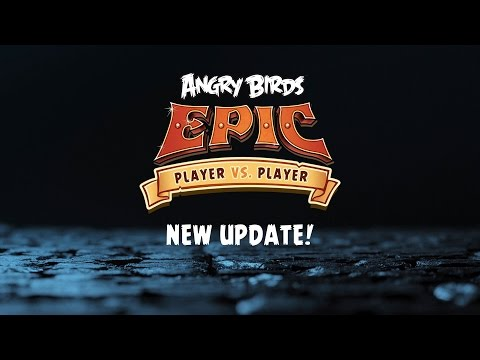 Angry Birds Epic - Player Vs Player Teaser!