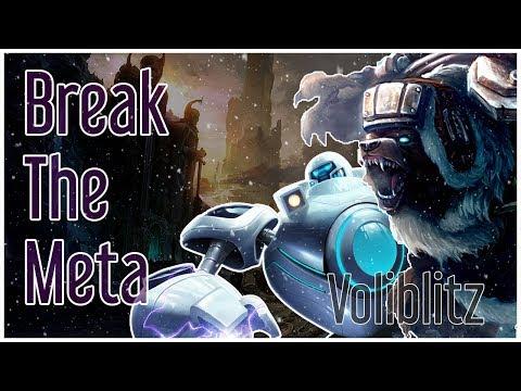 Volibear + Blitzcrank Bottom - Toss 'em Around - Break The Meta [League of Legends]
