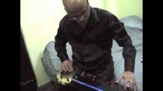 Dil ke Zarokhe me Tunjhko Instrumental cover by vinay kantak