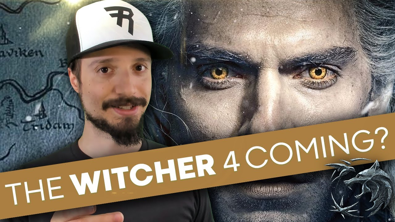 Great News for The Witcher: Netflix Season 3 & The Witcher 4? thumbnail