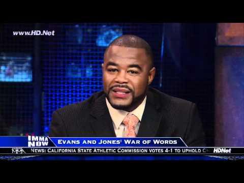 Rashad Evans Clears the Air over the Jon Jones Scuffle - Inside MMA