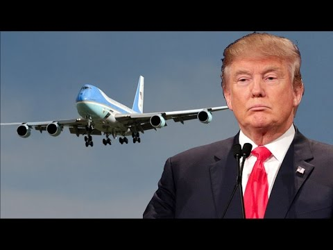 "Trump: ""Cancel Order"" of New Air Force One - Save $4 Billion Dollars - Media Attacks Him For It"