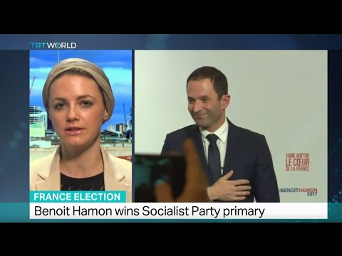 France Election: Benoit Hamon wins Socialist Party primary