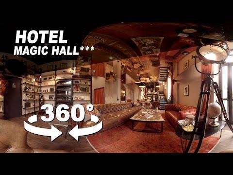 Magic Hall Hôtel*** - Publicité / Ad Vidéo 360° VR