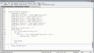 Создание движка. ADMIN панель 5.16