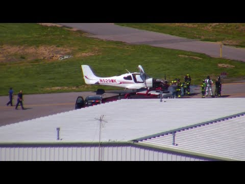 General Aviation Incident: Cirrus SR22 Engine Fire