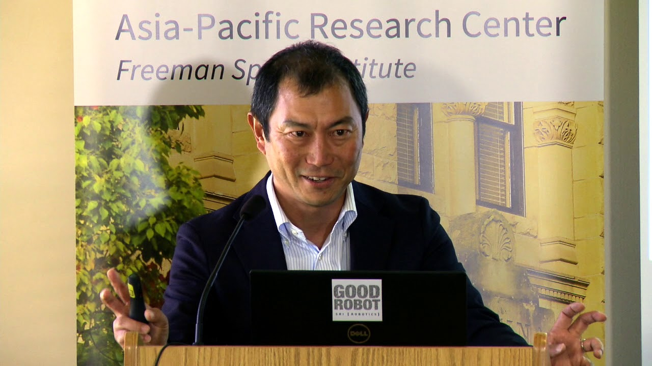 Public Forum Series — Stanford Silicon Valley - New Japan