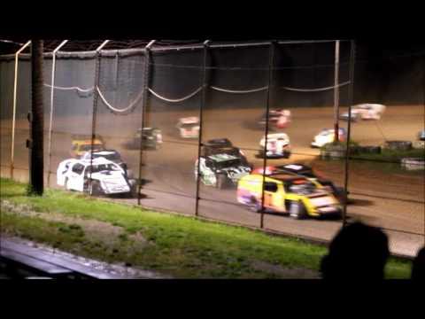 Jace Gay Callaway Raceway 5 20 16 Feature