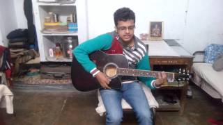 BHAGWAN HAI KAHAN RE TU | PK 2014 | GUITAR COVER
