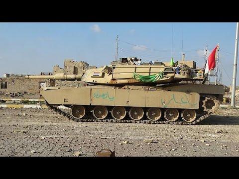 Irak Ordusu Adım Adım Ramadi'ye Ilerliyor