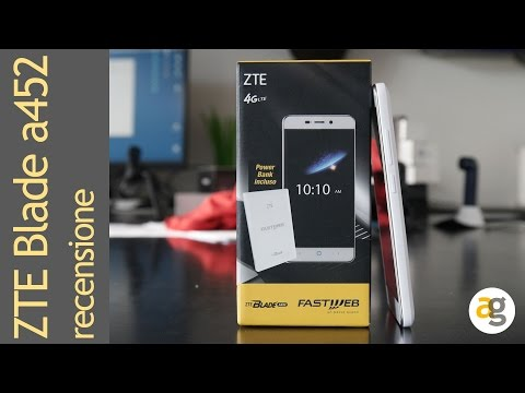 ZTE Blade A452. La recensione