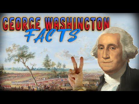 George Washington Facts!