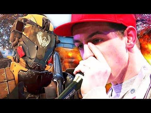 CRAZY BEATBOXING ON BLACK OPS 3! (Call of Duty Epic Beatbox)