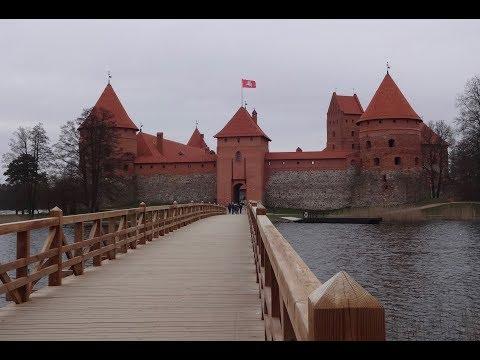Trakai island castle: Lithuania's fairy-tale castle