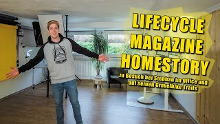 lifeCYCLE Magazine Homestory -…