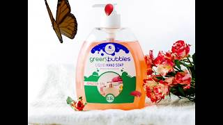 Жидкое мыло для рук AMAZON SPA от Armelle   Green Bubbles