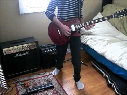 Newsboys Born Again Guitar Cover - YouTube