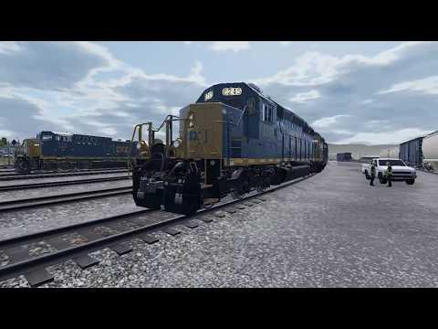 Train Sim World: CSX Heavy Haul First Boot |